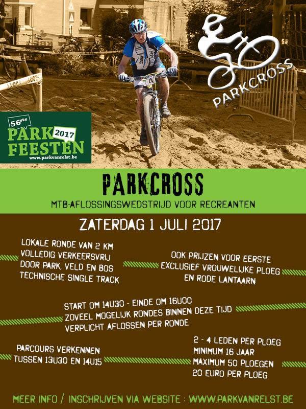 ParkCross 2017 - flyer